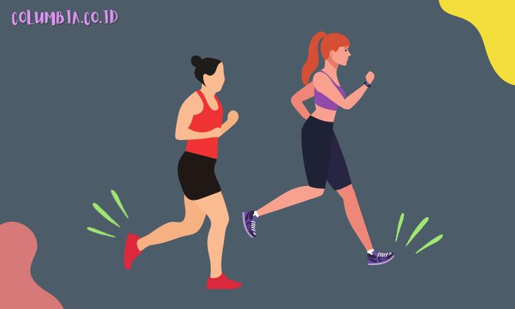Olahraga Mengecilkan Paha, Perut dan Betis